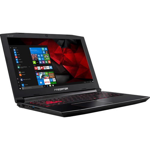 "Acer 15.6"" Predator Helios 300 Notebook"