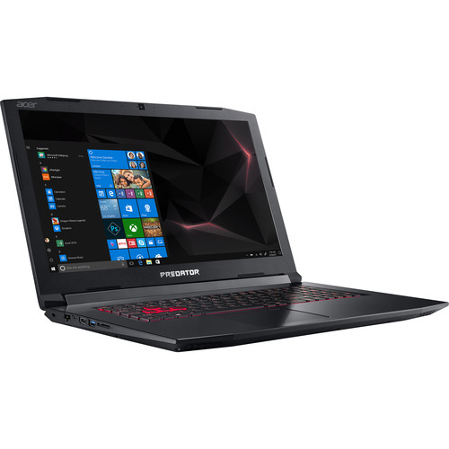"Acer 17.3"" Predator Helios 300 Gaming Notebook"