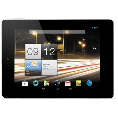 "Acer 16GB Iconia A1 8"" Tablet (Pure White)"