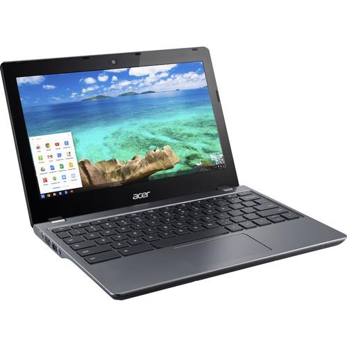 """Acer 11.6"""" 16GB Chromebook 11 C740-C3P1"""