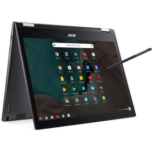 """Acer 13.5"""" 128GB Multi-Touch 2-in-1 Chromebook Spin 13"""