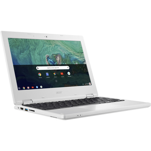 "Acer Chromebook 11/ N3060/ 1.6GHz/ 4GB/ 32GB Emmc/ Chrome/ 11.6"" (Denim White)"