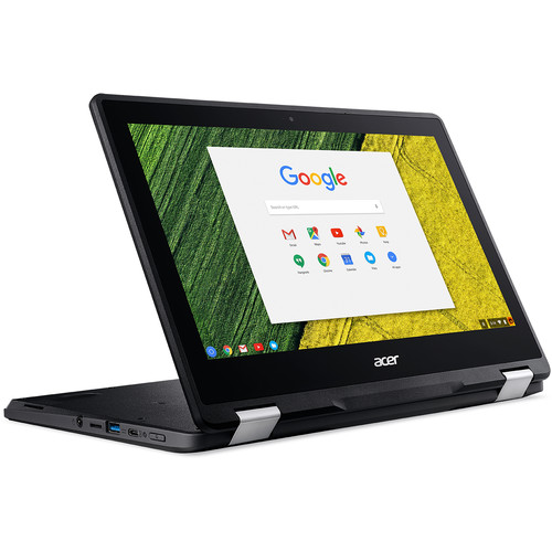 "Acer 11.6"" 32GB Multi-Touch 2-in-1 Chromebook Spin 11"