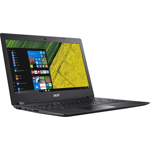 """Acer 14"""" Aspire 1 Notebook (Black)"""