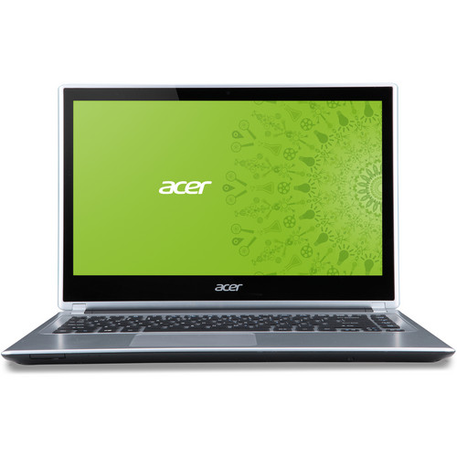 """Acer Aspire V5-471P-6605 14"""" Multi-Touch Notebook Computer (Silky Silver)"""