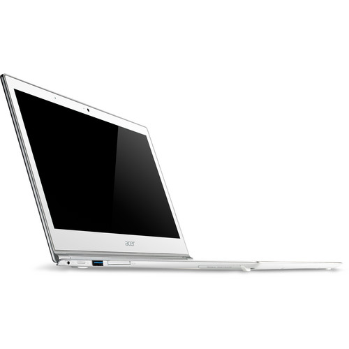 "Acer Aspire S7-392-9890 Multi-Touch 13.3"" Ultrabook Computer (Crystal White)"
