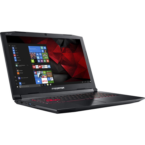 "Acer 17.3"" Predator Helios 300 Notebook"