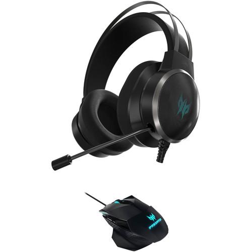 Acer Predator Gaming Headset & Mouse Kit
