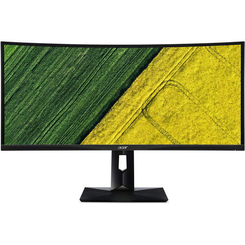 "Acer CZ0 UM.CC0AA.001 34"" 21:9 Curved IPS Monitor"