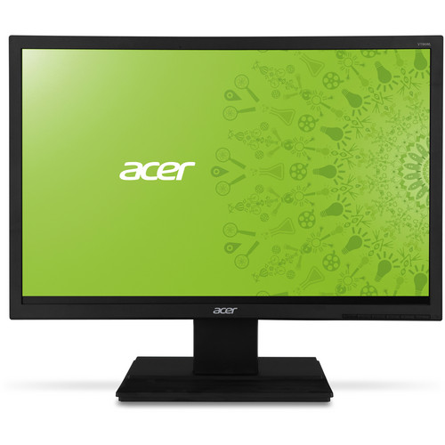 """Acer V196WL bd 19"""" Widescreen LED Backlit LCD Monitor"""