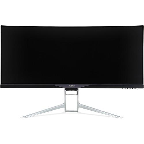 """Acer XR341CK bmijpphz 34"""" UltraWide Curved LED Backlit IPS Monitor"""