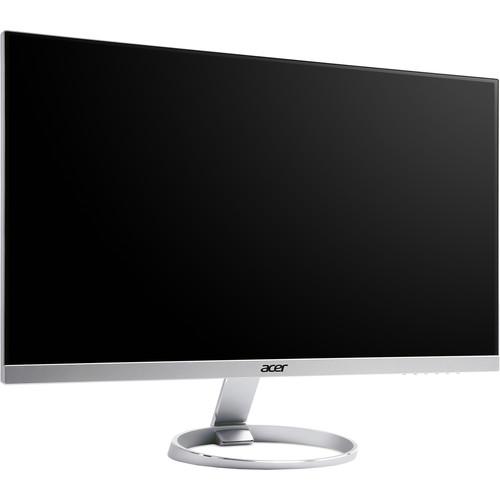 "Acer H277HK 27"" QHD Widescreen White LED Backlight LCD Monitor"