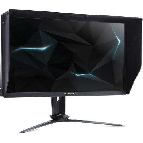 "Acer Predator XB3 27"" 16:9 4K G-SYNC IPS Gaming Monitor"