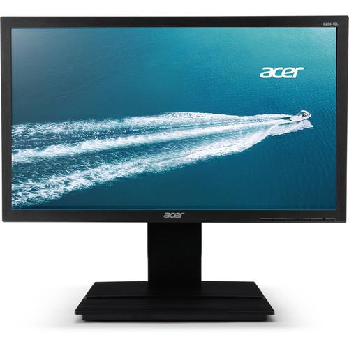 "Acer B206HQL 19.5"" 16:9 LCD Monitor"