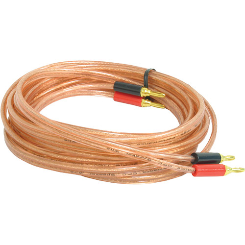 Acesonic USA BB-815 18 AWG Speaker Cable (15')