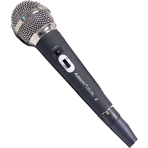 Acesonic USA HM-708 Professional Microphone with Volume Controller