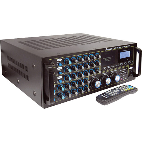 Acesonic USA KJV-835 400W Mixing Amplifier