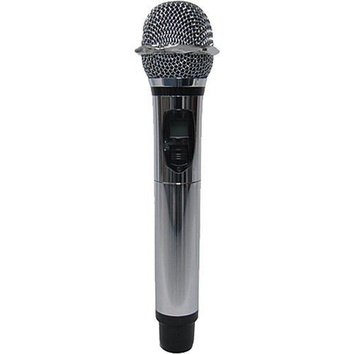 Acesonic USA Microphone for UHF-A6 (Silver)
