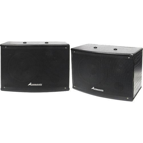 "Acesonic USA SP-265 100W 6.5"" Ported Speaker System (Pair)"