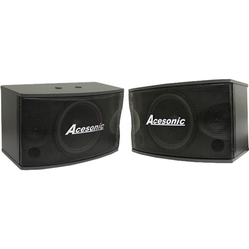 "Acesonic USA SP-450 10"" Bass-Reflex Professional Speaker System (300W)"
