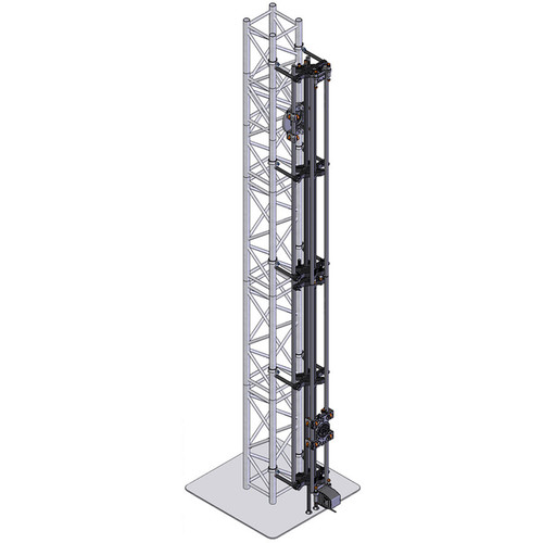 ACETEK Atlas Vertical Type Slider 6'