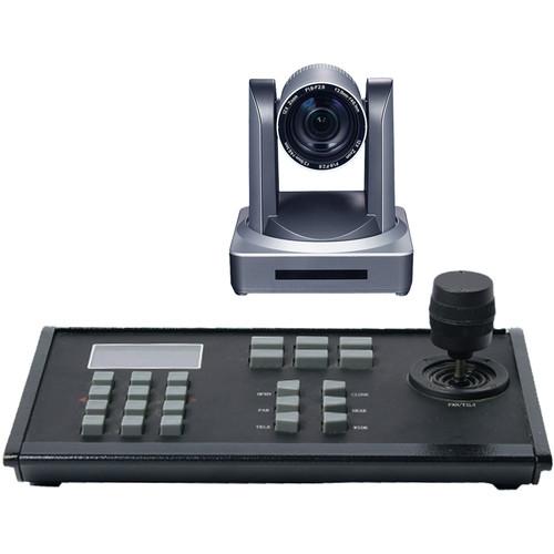ACETEK PTZ Camera For Broadcast Studio System 20X Zoom Kit
