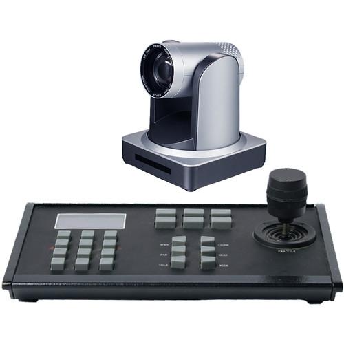 ACETEK PTZ Camera For Broadcast Studio System 30X Zoom Kit