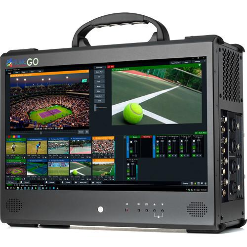 ACME VIDEO SOLUTIONS GO 4/4K Portable Live Production Solution