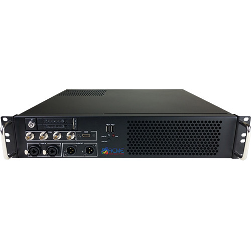ACME VIDEO SOLUTIONS RACK 4