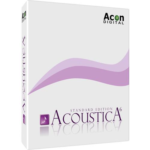 Acon Digital Acoustica Standard Edition 6 - Stereo Audio Editor (Download)