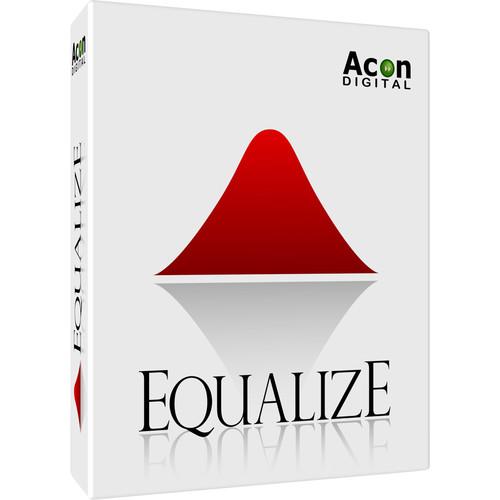 Acon Digital Equalize - Parametric Equalizer Plug-In (Download)