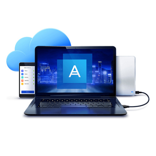Acronis True Image 2017 (Essential Edition, 1-Device, Slim DVD Case)