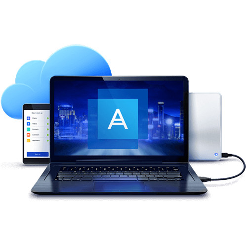 Acronis True Image 2017 (Essential Edition, 1-Device, Retail Box)