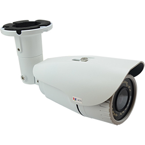 ACTi A31 3MP Outdoor Day/Night Network Bullet Camera with Night Vision and Extreme WDR