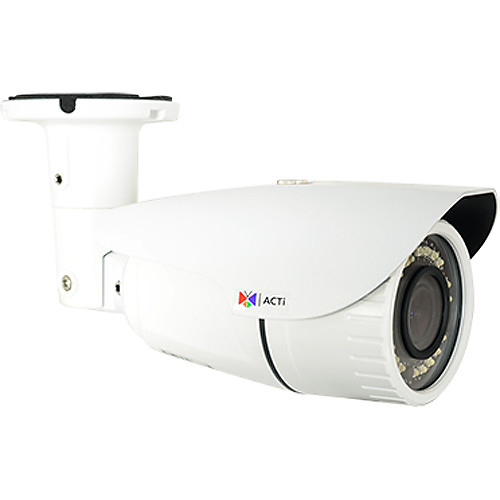 ACTi 5MP Day/Night Adaptive IR Bullet Camera with 2.8-12mm Lens