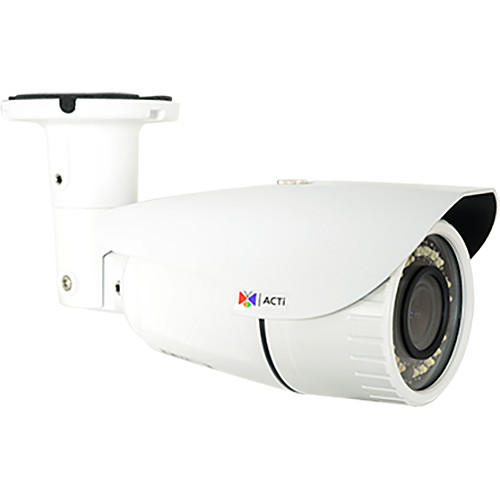 ACTi A49 3MP Outdoor Network Bullet Camera with 2.8-12mm Lens