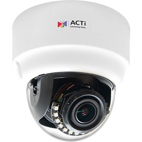 ACTi A61 3MP Network Dome Camera