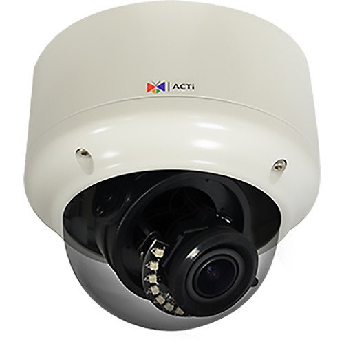 ACTi A81 3MP Outdoor Network Dome Camera