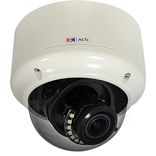 ACTi A84 12MP Outdoor Network Dome Camera with Night Vision