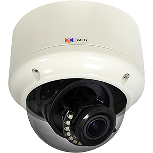 ACTi A87 5MP Outdoor Network Dome Camera with Night Vision