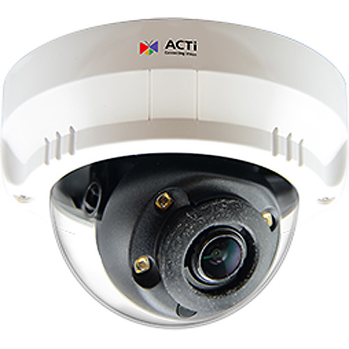 ACTi A95 2MP Network Mini Dome Camera with Night Vision