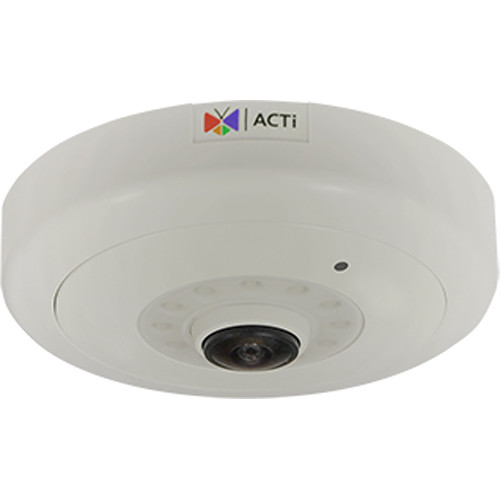 ACTi B59 8MP True Day/Night Indoor Hemispheric Dome Camera