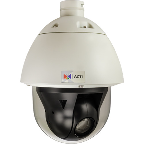ACTi B922 5MP Outdoor PTZ Network Speed Dome Camera with Night Vision
