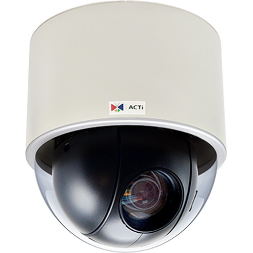ACTi B934 2MP Day/Night Speed Dome Camera with 4.7-135mm Varifocal Lens