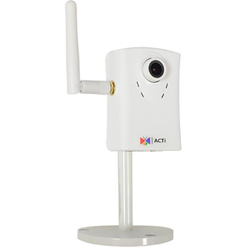 ACTi C11W 1.3MP Cube Network Camera