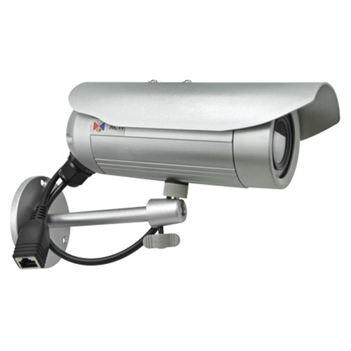 ACTi E34A 3MP IP Bullet Camera with Superior WDR and 3.6mm Fixed Lens