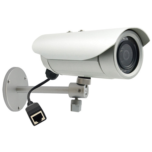 ACTi E48 10MP Day/Night Bullet Camera with Adaptive IR LEDs, Basic WDR, & 3 to 13mm Varifocal Lens