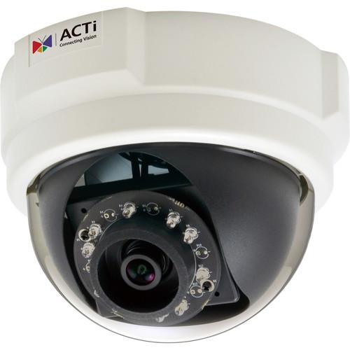 ACTi E56 3MP Network Dome Camera with Night Vision