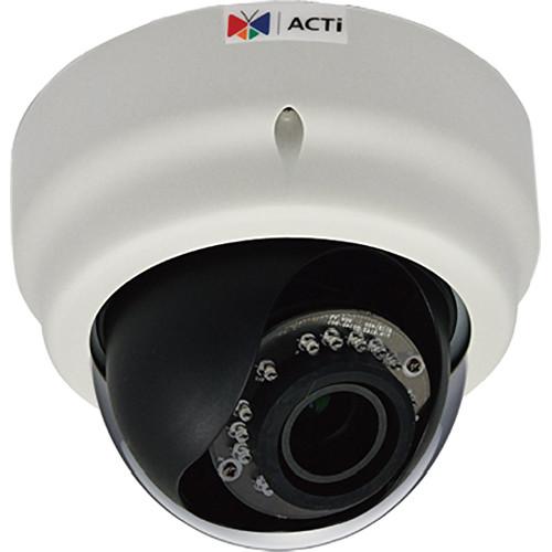 ACTi E65 3 Mp Day & Night IR Indoor Dome Camera