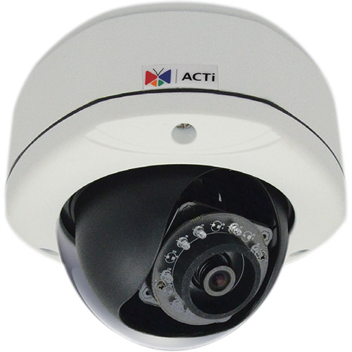 ACTi E77 10MP Outdoor Day/Night IP Camera